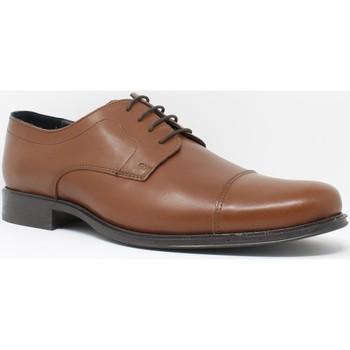 Sapatos Homem Sapatos Bienve Sapato cavaleiro boas-vindas, 1355 couro Castanho