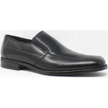 Sapatos Homem Mocassins Baerchi 2632 Negro