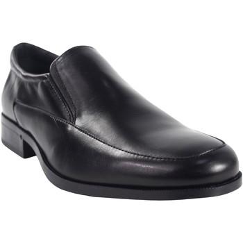 Sapatos Homem Mocassins Baerchi 4682 Negro