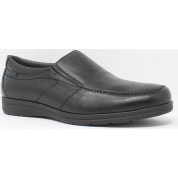 Sapatos Homem Mocassins Baerchi 3800 Negro