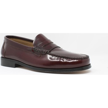 Sapatos Homem Mocassins Jenker 1910 rojo