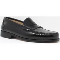 Sapatos Homem Mocassins Jenker 1910 negro