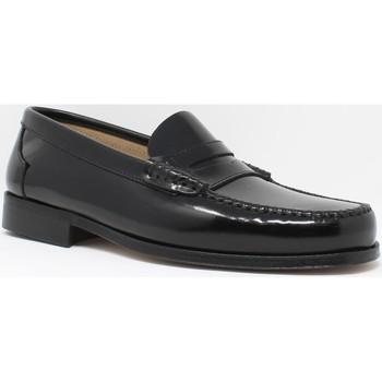 Sapatos Homem Mocassins Jenker Sapato cavaleiro  1910 preto Preto