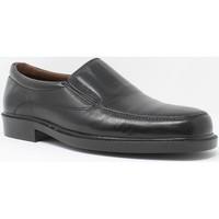 Sapatos Homem Mocassins Baerchi 1664-A. E Negro
