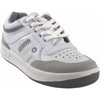 Sapatos Homem Multi-desportos Paredes DP100 Blanco