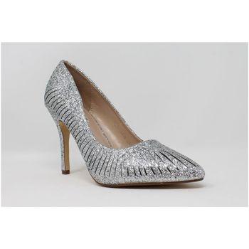 Sapatos Mulher Escarpim Bienve Cerimônia senhora boas-vindas, 18476 prata Argenté