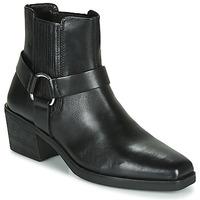 Sapatos Mulher Botins Vagabond SIMONE Preto