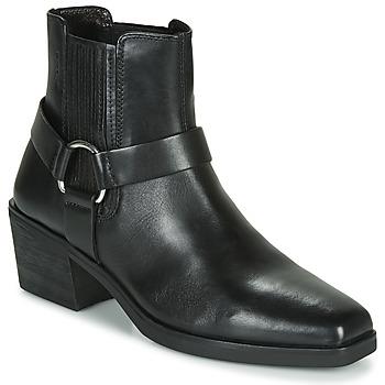 Sapatos Mulher Botins Vagabond Shoemakers SIMONE Preto