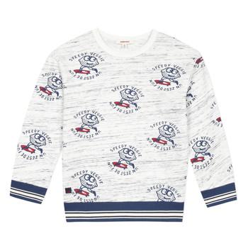 Textil Rapaz Sweats Catimini KATEL Branco