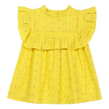 Textil Rapariga Tops / Blusas Catimini MAINA Amarelo