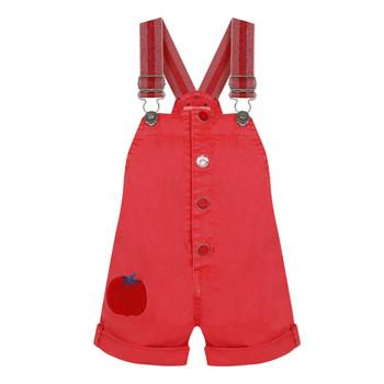 Textil Rapariga Macacões/ Jardineiras Catimini SIBYLLE Vermelho