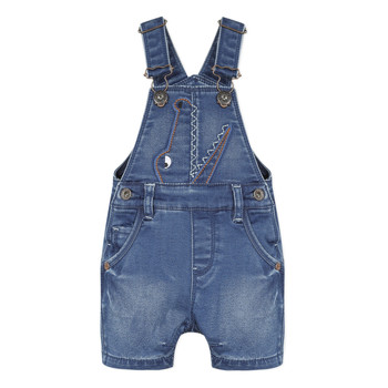 Textil Rapaz Macacões/ Jardineiras Catimini LYVIA Azul
