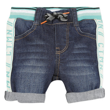 Textil Rapaz Shorts / Bermudas Catimini GABRIELLE Azul