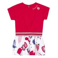 Textil Rapariga Vestidos curtos Catimini DAMIANO Vermelho