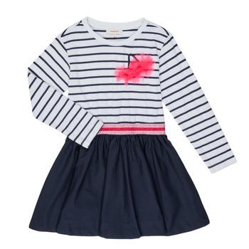 Textil Rapariga Vestidos curtos Catimini BASILE Branco