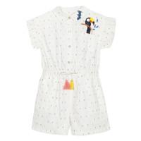 Textil Rapariga Macacões/ Jardineiras Catimini LUCIUS Branco