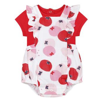 Textil Rapariga Conjunto Catimini LUCIEN Vermelho