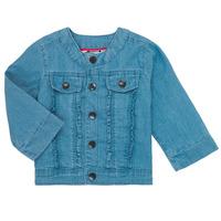 Textil Rapariga Jaquetas Catimini ELIOTT Azul