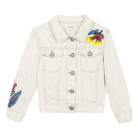 Textil Rapariga Casacos/Blazers Catimini LYAMM Bege