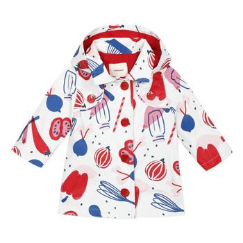 Textil Rapariga Parkas Catimini THEOLIO Branco