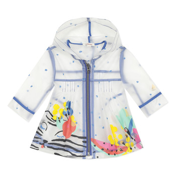 Textil Rapariga Parkas Catimini SLOVANNA Branco