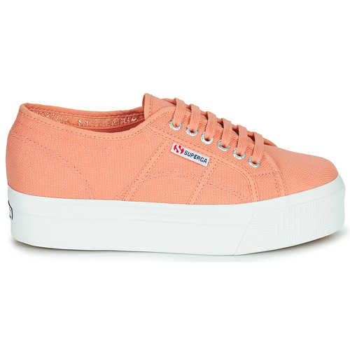 2790 Acotw Linea Up And Down Superga Sapatilhas Mulher Rosa