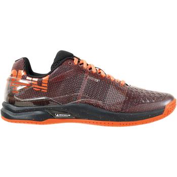 Sapatos Homem Multi-desportos Kempa Chaussures  Attack Pro Contender noir/orange fluo