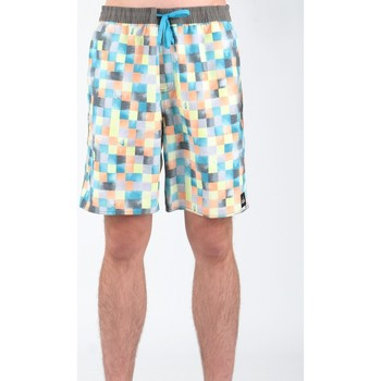 Textil Homem Shorts / Bermudas Quiksilver AQYJV00018-NGG6 Multicolor