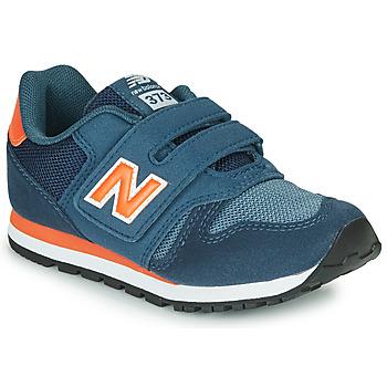 Sapatos Criança Sapatilhas New Balance YV373KN-M Azul / Vermelho