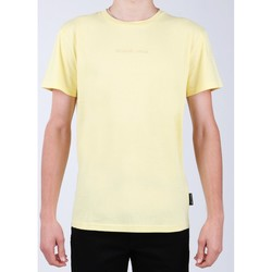 Textil Homem T-Shirt mangas curtas DC Shoes DC EDYKT03376-YZL0 yellow
