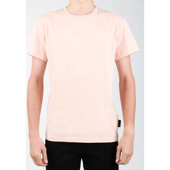 Textil Homem T-Shirt mangas curtas DC Shoes SEDYKT03376-MDJ0 orange