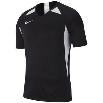 Textil Homem T-Shirt mangas curtas Nike Legend SS Jersey Preto