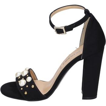Sapatos Mulher Sandálias Olga Rubini BP356 Preto