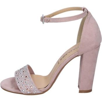 Sapatos Mulher Sandálias Olga Rubini BP357 Cor de rosa