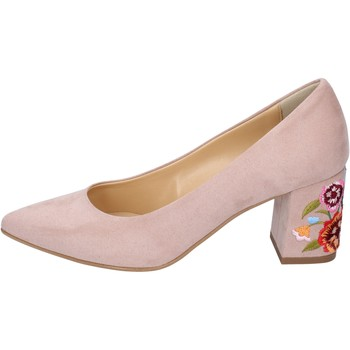 Sapatos Mulher Escarpim Olga Rubini BP375 Cor de rosa