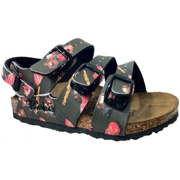 Sapatos Rapaz Sandálias Birki's 193733 Multicolore