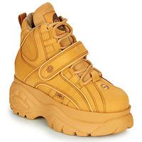 Sapatos Mulher Sapatilhas de cano-alto Buffalo 1534043 Conhaque