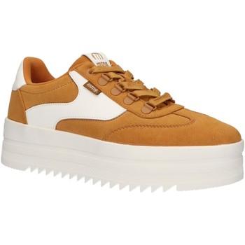 Sapatos Mulher Sapatilhas MTNG 69618 C47285 NOU CAMEL Marrón
