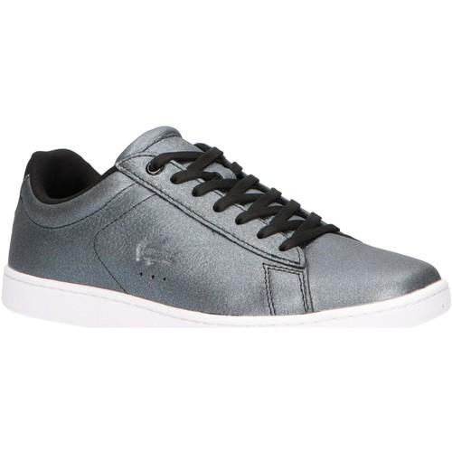 Sapatos Mulher Sapatilhas Lacoste 38SFA0011 CARNABY Negro