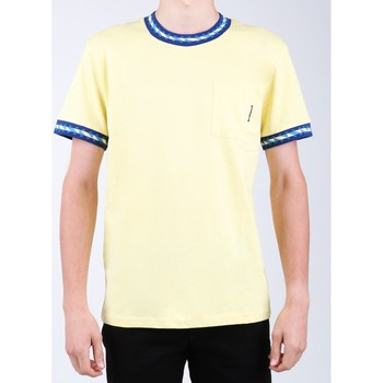 Textil Homem T-Shirt mangas curtas DC Shoes DC SEDYKT03372-YZL0 yellow