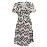 Textil Mulher Vestidos curtos Les Petites Bombes V7205 Multicolor
