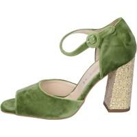 Sapatos Mulher Sandálias Olga Rubini BP385 verde