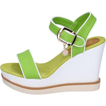 Sapatos Mulher Sandálias Enrico Coveri BP388 Verde