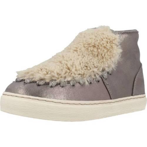 Sapatos Rapariga Botas baixas Gioseppo 45967G Cinza