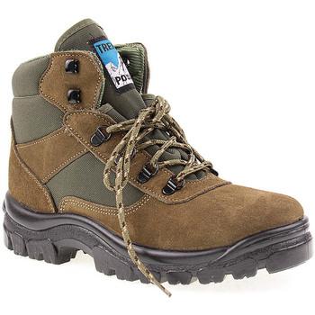 Sapatos Homem Botas baixas Cordura W Boot Mountain KAKI