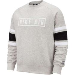 Textil Rapaz Sweats Nike - Felpa grigio 86F292-G7F GRIGIO