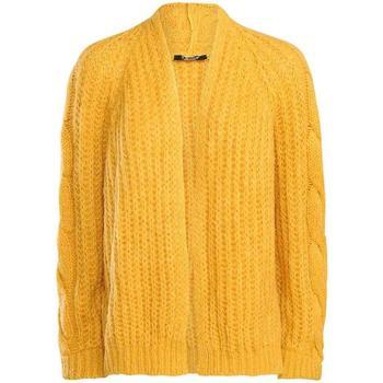Textil Mulher Casacos de malha Summum  amarillo