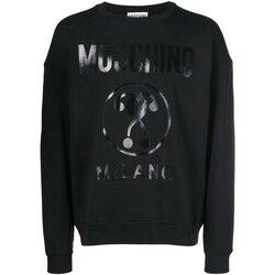 Textil Homem Sweats Love Moschino ZA1704 Preto