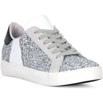 Sapatos Homem Multi-desportos At Go GO GLITTER BIANCO Bianco