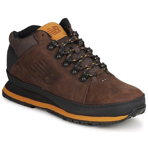 Sapatos Homem Botas baixas New Balance H754 Castanho / Amarelo